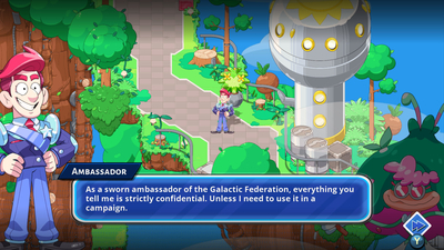 Citizens of Space Screenshot 1