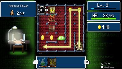 Dandy Dungeon Screenshot 1