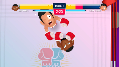 Boxing Champs Screenshot 1