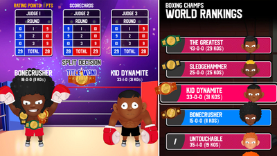 Boxing Champs Screenshot 5