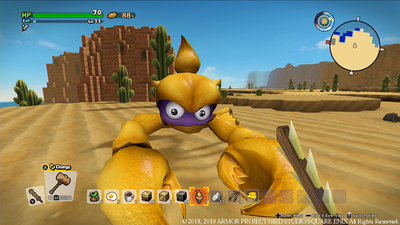 Dragon Quest Builders 2 Screenshot 7