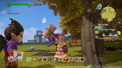 Dragon Quest Builders 2 Screenshot 2