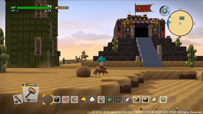 Dragon Quest Builders 2 Screenshot 4