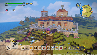 Dragon Quest Builders 2 Screenshot 1