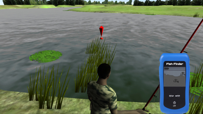 GoFishing 3D Screenshot 1