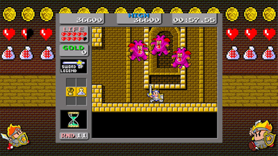 Wonder Boy: Monster Land Screenshot 4