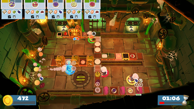Overcooked 2 - Night of the Hangry Horde Screenshot 4
