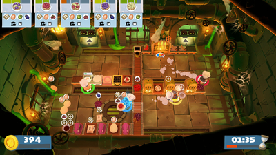 Overcooked 2 - Night of the Hangry Horde Screenshot 3