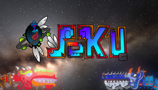Peku the Space Dragon Masthead