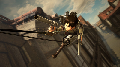 Attack on Titan 2: Final Battle Screenshot 6