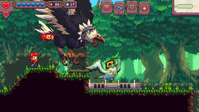 Eagle Island Screenshot 1