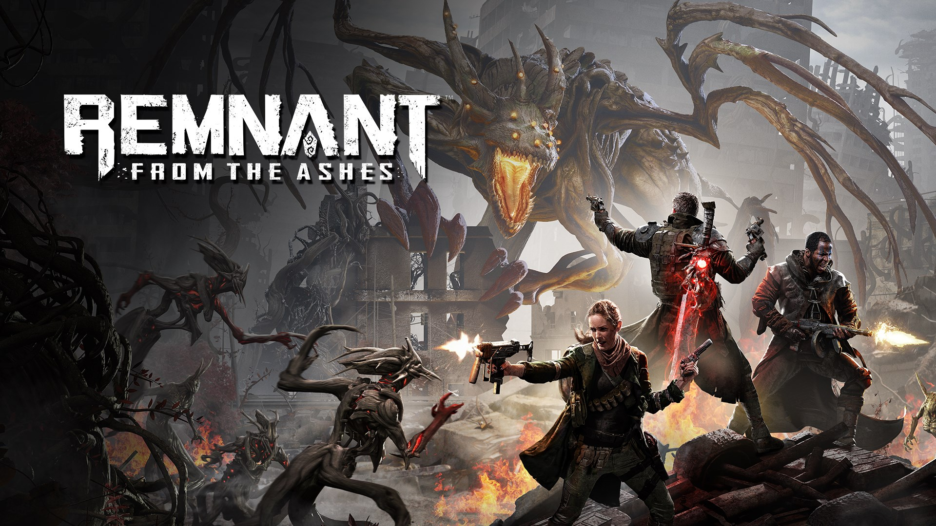 Remnant: From the Ashes Masthead