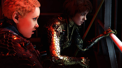 Wolfenstein: Youngblood - Nintendo Switch Screenshot 3
