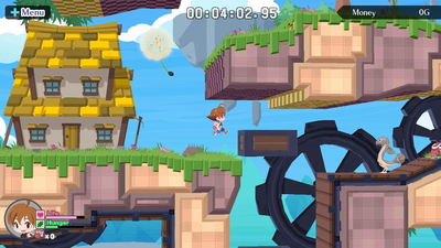 Umihara Kawase Fresh! Screenshot 3