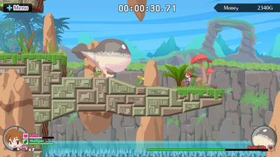 Umihara Kawase Fresh! Screenshot 2
