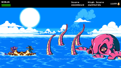 The Messenger: Picnic Panic Screenshot 1