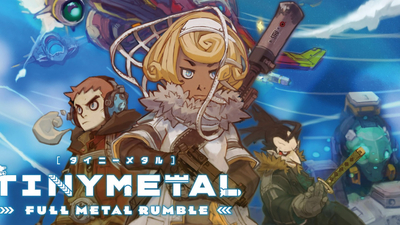 Tiny Metal: Full Metal Rumble Masthead
