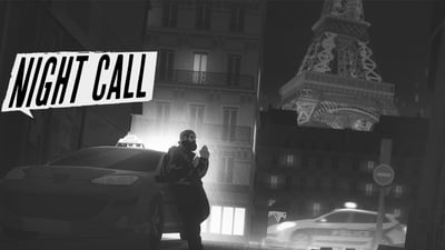 Night Call Masthead