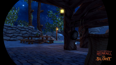 The Lost Legends of Redwall: The Scout Screenshot 5