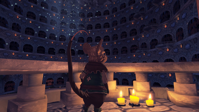 The Lost Legends of Redwall: The Scout Screenshot 1
