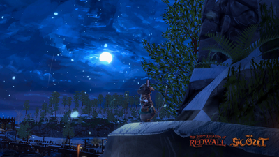 The Lost Legends of Redwall: The Scout Screenshot 3