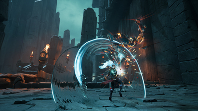 Darksiders III: Keepers of the Void Screenshot 3