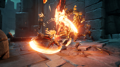 Darksiders III: Keepers of the Void Screenshot 9