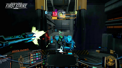 Scraper: First Strike Screenshot 1