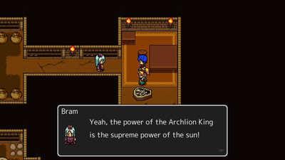 Archlion Saga Screenshot 5