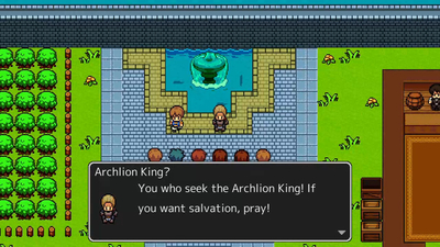Archlion Saga Screenshot 3