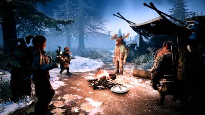 Mutant Year Zero: Seed of Evil Screenshot 4