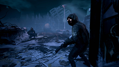 Mutant Year Zero: Seed of Evil Screenshot 3