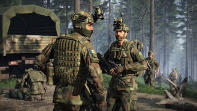 ARMA 3 Contact Screenshot 3