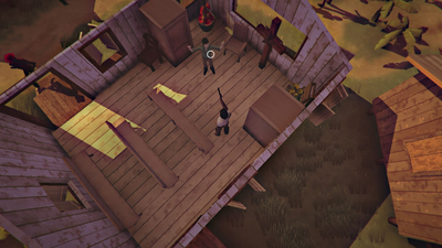 The Church in the Darkness Screenshot 3