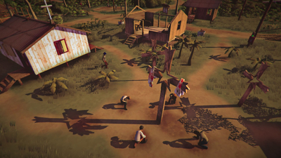 The Church in the Darkness Screenshot 4