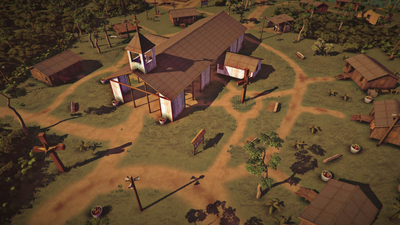 The Church in the Darkness Screenshot 5