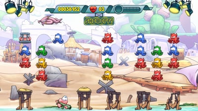Doughlings: Invasion Screenshot 1