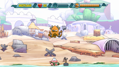 Doughlings: Invasion Screenshot 4
