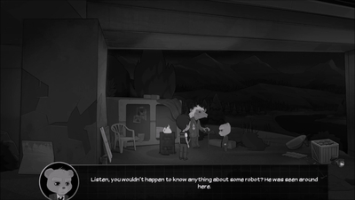 Bear With Me: The Lost Robots Screenshot 4
