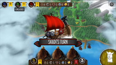 Raiders of the North Sea Screenshot 2