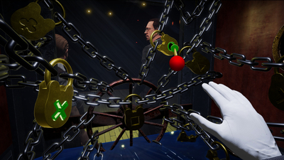Penn & Teller VR: Frankly Unfair, Unkind, Unnecessary, & Underhanded Screenshot 1