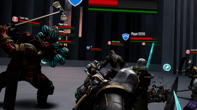 Swords of Gargantua Screenshot 6
