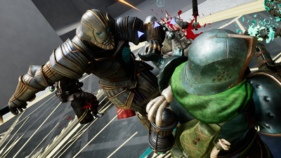 Swords of Gargantua Screenshot 3