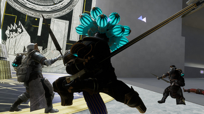 Swords of Gargantua Screenshot 4