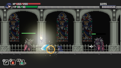 Steel Sword Story Screenshot 2