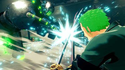 One Piece World Seeker Extra Episode 1: Void Mirror Prototype Screenshot 1