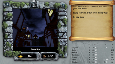 The Bard's Tale Trilogy Screenshot 3