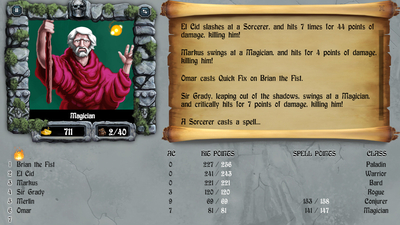 The Bard's Tale Trilogy Screenshot 5