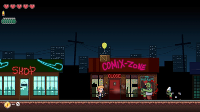 D.H.Zombie Zone Screenshot 1
