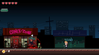 D.H.Zombie Zone Screenshot 2